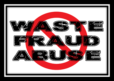 Stop fraud waste and abuse of Medicare and Medicaid
