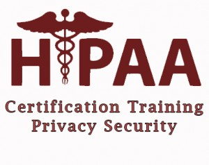HIPAA Certification Training Privacy Security